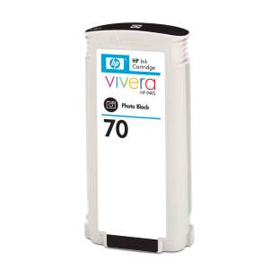 Original Hewlett Packard (HP) C9449A (HP 70 ink) high quality inkjet cartridge - photo black