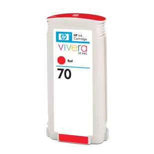 Original Hewlett Packard (HP) C9456A (HP 70 ink) high quality inkjet cartridge - red