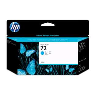 Original Hewlett Packard (HP) C9371A (HP 72XL ink) high quality inkjet cartridge - high capacity cyan