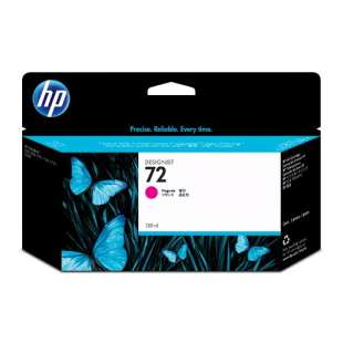 Original Hewlett Packard (HP) C9372A (HP 72XL ink) high quality inkjet cartridge - high capacity magenta