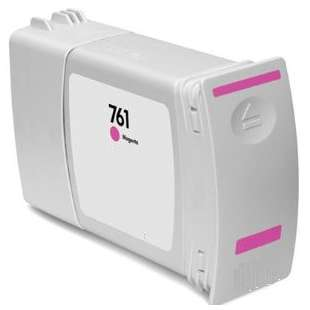 Remanufactured HP CM993A (HP 761 400ml ink) high quality inkjet cartridge - magenta