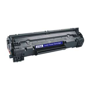 Compatible HP CE278A (78A) toner cartridge - jumbo capacity black