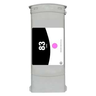 Remanufactured HP C4945A (HP 83 ink) high quality inkjet cartridge - light magenta