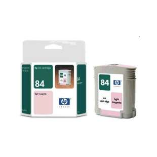 Original Hewlett Packard (HP) C5018A (HP 84 ink) high quality inkjet cartridge - light magenta
