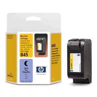 Original Hewlett Packard (HP) C3845A (HP 845 ink) high quality inkjet cartridge - color cartridge