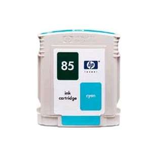 Original Hewlett Packard (HP) C9425A (HP 85 ink) high quality inkjet cartridge - cyan