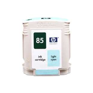 Original Hewlett Packard (HP) C9428A (HP 85 ink) high quality inkjet cartridge - light cyan