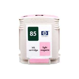 Original Hewlett Packard (HP) C9429A (HP 85 ink) high quality inkjet cartridge - light magenta
