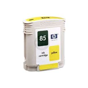 Original Hewlett Packard (HP) C9427A (HP 85 ink) high quality inkjet cartridge - yellow
