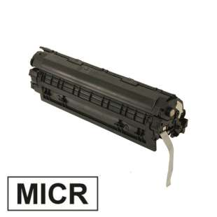 Compatible HP CE285A (85A) toner cartridge - MICR black