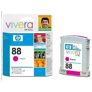 Original Hewlett Packard (HP) C9387AN (HP 88 ink) high quality inkjet cartridge - magenta