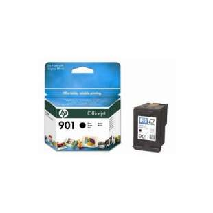 Original Hewlett Packard (HP) CC653A (HP 901 ink) high quality inkjet cartridge - black cartridge