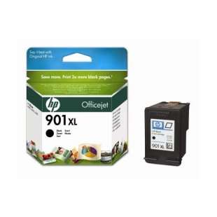 Original Hewlett Packard (HP) CC654AN (HP 901XL ink) high quality inkjet cartridge - high capacity black