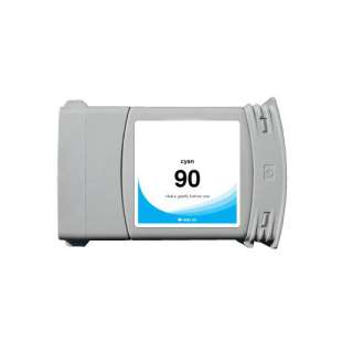 Remanufactured HP C5061A (HP 90XL ink) high quality inkjet cartridge - high capacity cyan
