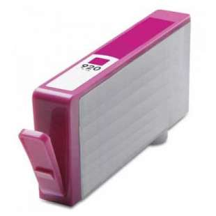 Remanufactured HP CH635AN (HP 920 ink) high quality inkjet cartridge - magenta