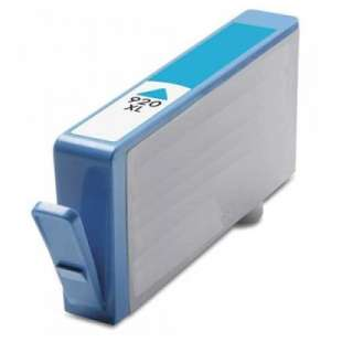 Remanufactured HP CD972AN (HP 920XL ink) high quality inkjet cartridge - high capacity cyan