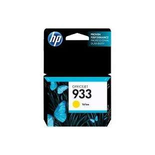 Original Hewlett Packard (HP) CN060AN (HP 933 ink) high quality inkjet cartridge - yellow