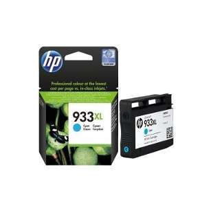 Original Hewlett Packard (HP) CN054AN (HP 933XL ink) high quality inkjet cartridge - cyan