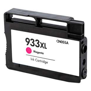 Remanufactured HP CN055AN (HP 933XL ink) high quality inkjet cartridge - high capacity magenta
