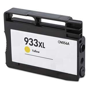Remanufactured HP CN056AN (HP 933XL ink) high quality inkjet cartridge - high capacity yellow