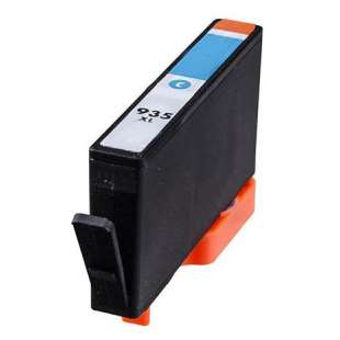 Remanufactured HP C2P24AN (HP 935XL ink) high quality inkjet cartridge - high capacity cyan