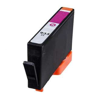 Remanufactured HP C2P25AN (HP 935XL ink) high quality inkjet cartridge - high capacity magenta