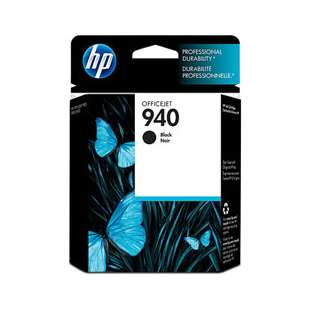 Original Hewlett Packard (HP) C4902AN (HP 940 ink) high quality inkjet cartridge - black cartridge