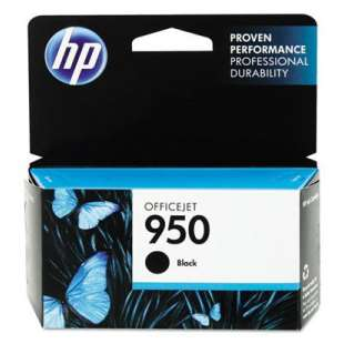 Original Hewlett Packard (HP) CN049AN (HP 950 ink) high quality inkjet cartridge - black cartridge