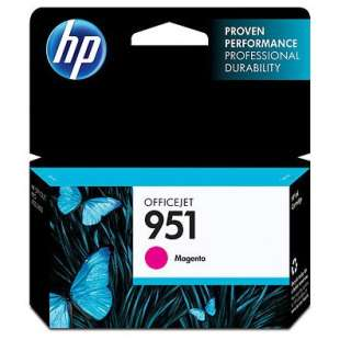 Original Hewlett Packard (HP) CN051AN (HP 951 ink) high quality inkjet cartridge - magenta