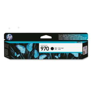 Original Hewlett Packard (HP) CN621AM (HP 970 ink) high quality inkjet cartridge - black cartridge