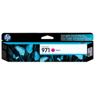 Original Hewlett Packard (HP) CN623AM (HP 971 ink) high quality inkjet cartridge - magenta