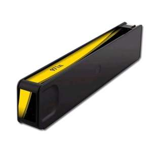 Remanufactured HP CN628AM (HP 971XL ink) high quality inkjet cartridge - high capacity yellow