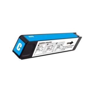 Remanufactured HP D8J07A (HP 980 ink) high quality inkjet cartridge - cyan