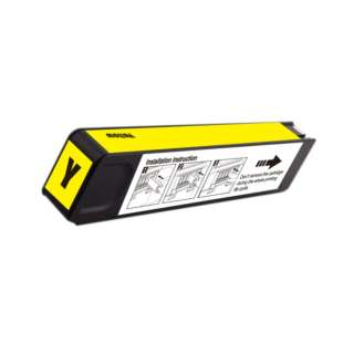 Remanufactured HP D8J09A (HP 980 ink) high quality inkjet cartridge - yellow