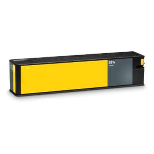 Remanufactured HP L0R15A (HP 981Y ink) high quality inkjet cartridge - extra high capacity yellow