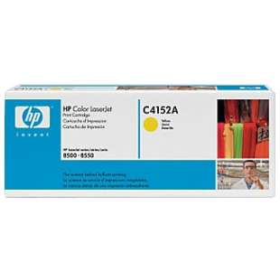 Original Hewlett Packard (HP) C4152A toner cartridge - yellow