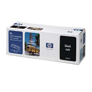 Original Hewlett Packard (HP) C4191A toner cartridge - black cartridge