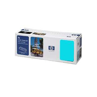 Original Hewlett Packard (HP) C4192A toner cartridge - cyan