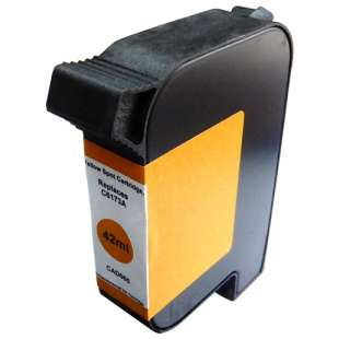 Remanufactured HP C6173A cartridge Disposable Spot Color - yellow