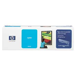 Original Hewlett Packard (HP) C8551A (822A) toner cartridge - cyan