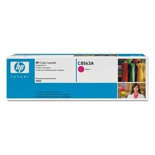 Original Hewlett Packard (HP) C8563A (822A) toner drum - magenta