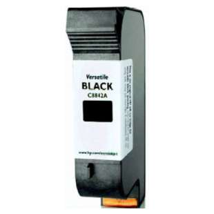 Remanufactured HP C8842A high quality inkjet cartridge - versatile black
