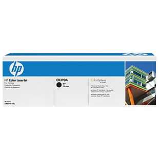 Original Hewlett Packard (HP) CB390A (825A) toner cartridge - black cartridge