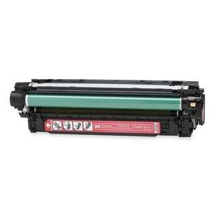 Compatible for HP CE253A (504A) toner cartridge - magenta