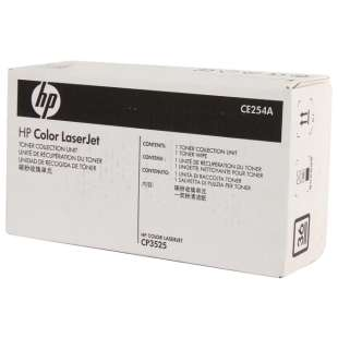 Original HP CE254A toner collection unit