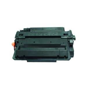 Compatible for HP CE255X (55X) toner cartridge - high capacity black
