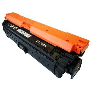 Compatible for HP CE740A (307A) toner cartridge - black cartridge