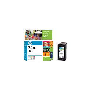 Original Hewlett Packard (HP) CB336WN (HP 74XL ink) high quality inkjet cartridge - high capacity black