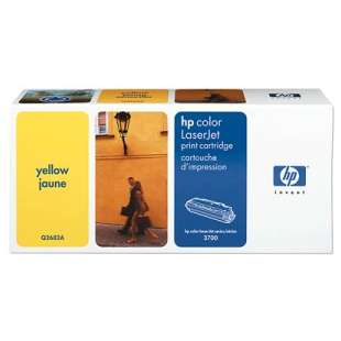 Original Hewlett Packard (HP) Q2682A (311A) toner cartridge - yellow