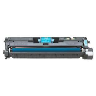 Original Hewlett Packard (HP) Q3971A (123A) toner cartridge - cyan